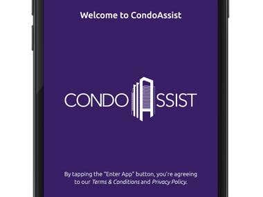 Condo Management Mobile Application with Admin panel