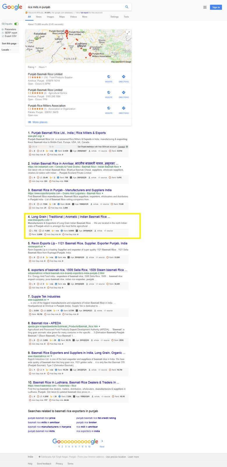 Search Engine optimisation   Freelancer