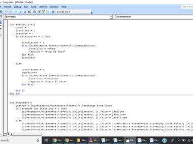Single click updating RT data from Sharekhan to Amibroker