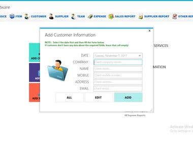 Inventory Management System, Billing & Accounting Software