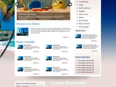 A Travel Portal