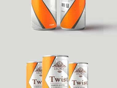 Beer Can Design