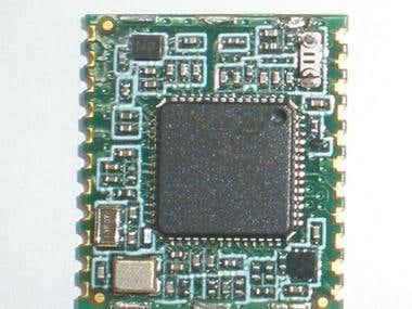 GPS \ GLONASS SMT module