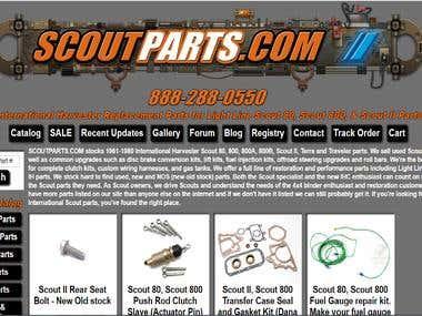 ScoutParts