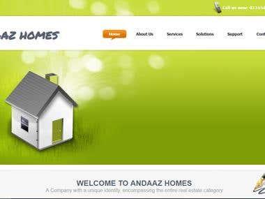 Andaaz Homes