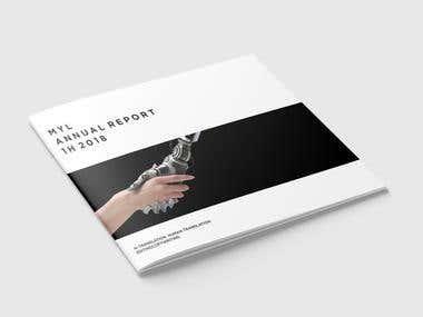 Annual Report _ Design