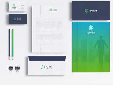 Logo and Corporate identity Design