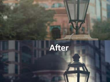 Will Add Shine/Light To Your Object