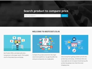 WordPress website: bestcost.co.in