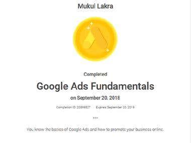 Google Ads Fundamentals Assessment