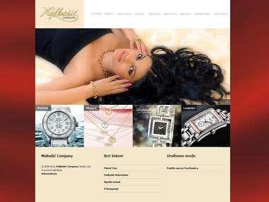 Malbasci website