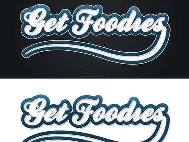 Logo Design for get foodies