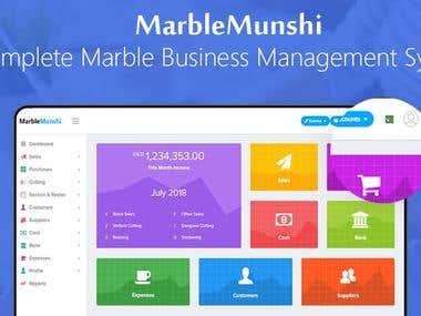 MarbleMunshi - Marble Factory Management System