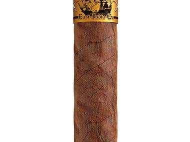 Cigar render