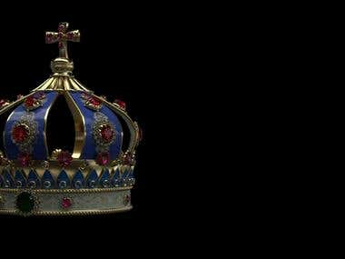 Ornamental Crown