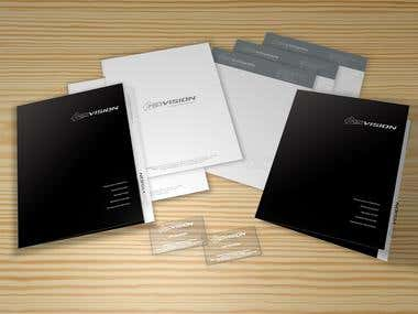 Stationery Designs.