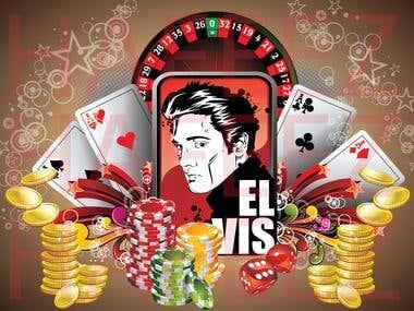 Elvis Card