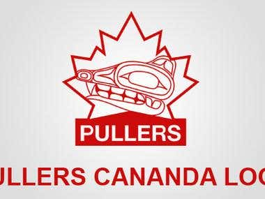 Pullers Canada Logo