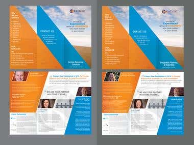 Tri-Fold Flyer Design