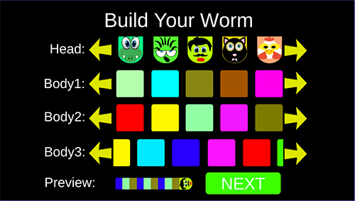 Hungry Worm Game Update | Freelancer