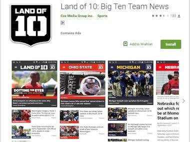 Land of 10: Big Ten Team News