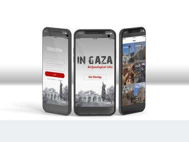 In Gaza