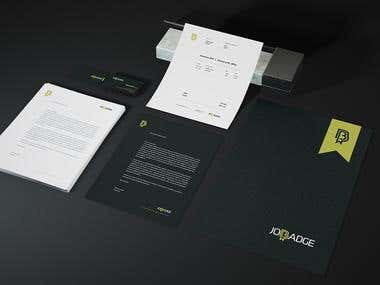 JoBadge - Corporate Identity