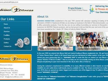 Advance Fitness