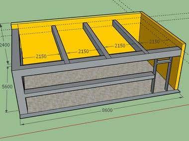 3 D design