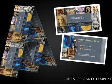 Business Card - Replica