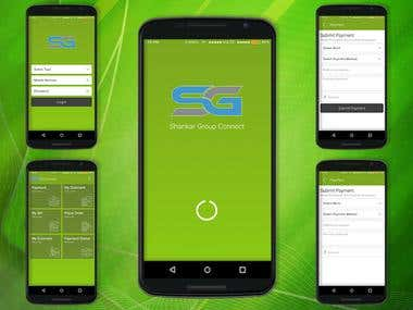 Business management android applications