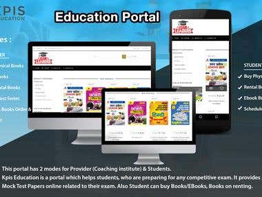 Kpis Education: Education Portal