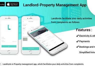 Landlords: Property Management App