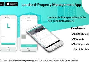Landlords: Property Management App