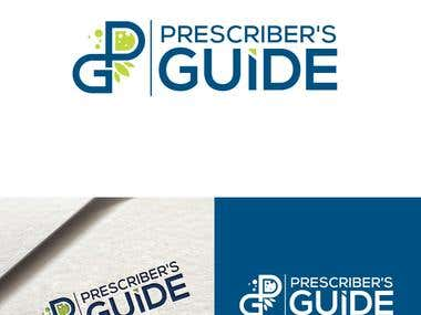 Prescriber's Guide Logo concepts