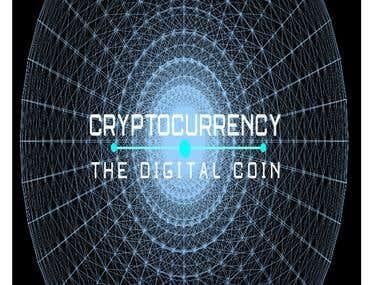 Bitcoin, Cryptocurrency, Blockchain, White Paper for ICO, Da