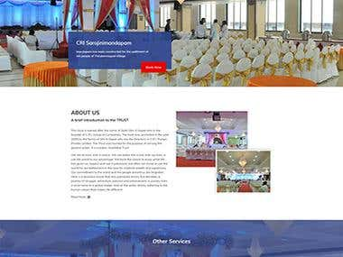 Service Website Design & Development