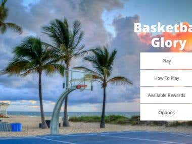 Basketball Glory Android Game