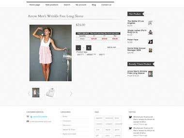 nopCommerce Design