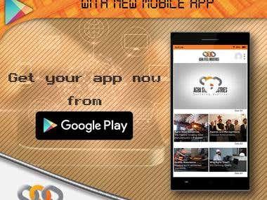 Agha steel industries app Publication