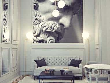 3D Designing/ Hotel Design