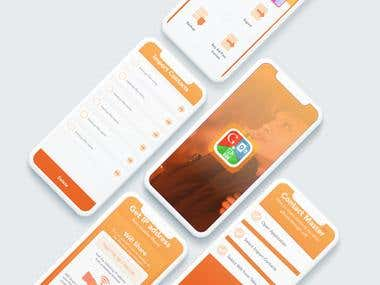Contact-App-ui