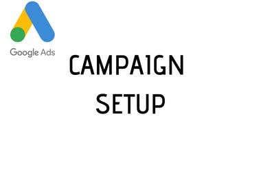 Campaign Setup