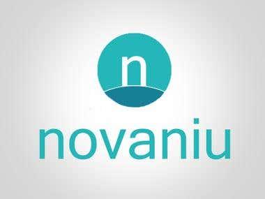Novaniu Logo Desgin
