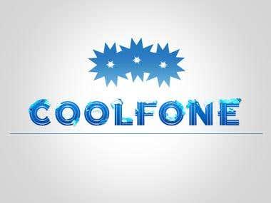 Coolfone Logo Design