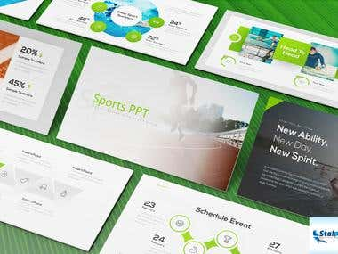 Sports PowerPoint Template