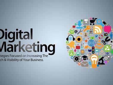 DIGITAL MARKETING,INTERNET MARKETING, SOCIAL MEDIA MARKETING