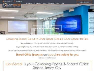 Worksocial.works website