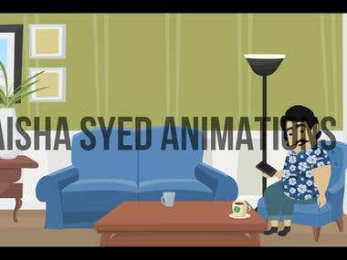 CARTOON ANIMATED VIDEO