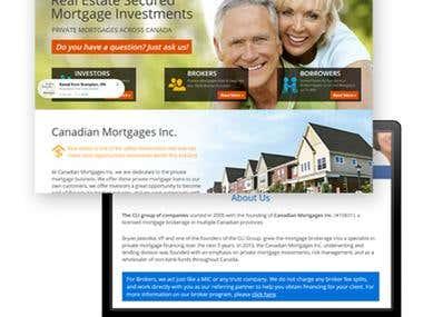 Canadian Mortagage Inc